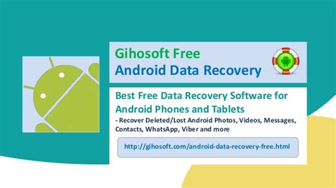 recover deleted pictures android free how to recover deleted lost files from android phone free
