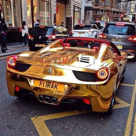 cars ferrari gold 131 best images about ferrari gold silver grey on