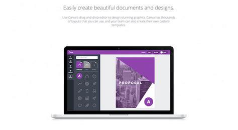 canva for work ビジネスの資料にもっとデザインをーースキル不要のデザインツール canva for work がリリース the