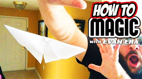 How To Make Paper Tricks - 7 magic tricks with paper