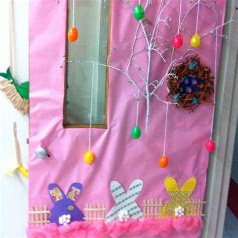 easter door decor easter classroom door education classroom