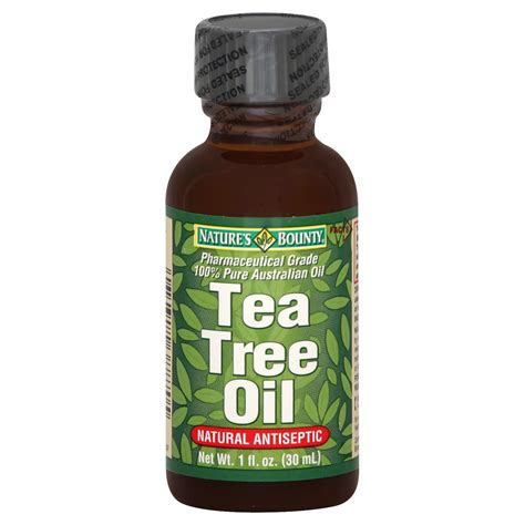 nature s bounty natural tea tree oil 1 oz target nature s bounty tree oil 1 oz