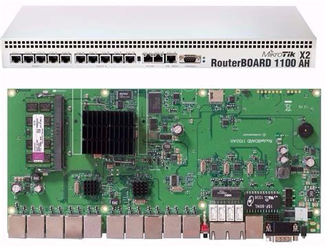 Router Mikrotik Rb1100 mikrotik routerboard routerboard rb1100 rb 1100 ahx2 l 6