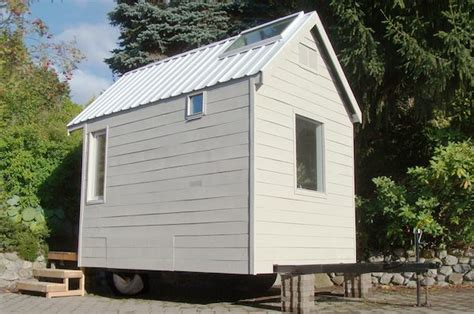 Small Houses For Sale Vancouver Amazing 100 Sq Ft Tiny House On Wheels Built By