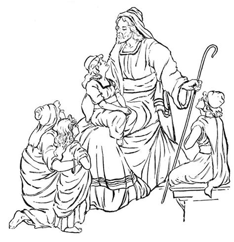 coloring pages with bible stories bible characters coloring pages coloring home