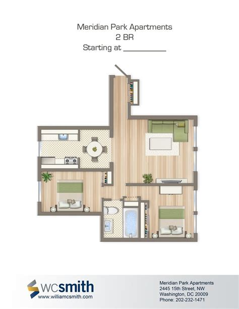 2 bedroom apartments for rent in dc pin by wc smith on meridian park pinterest