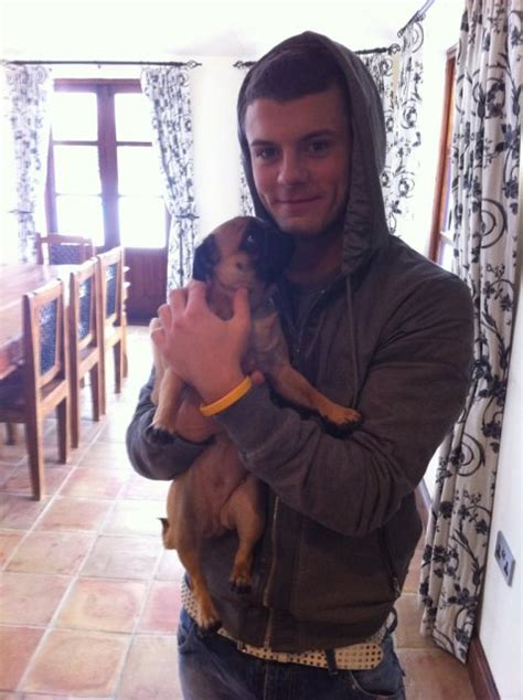 jack wilshere baby the daily drool jack wilshere of headbands and