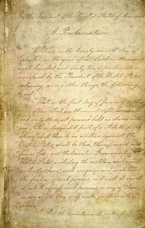 emancipation proclamation lincoln emancipating lincoln a pragmatic proclamation npr