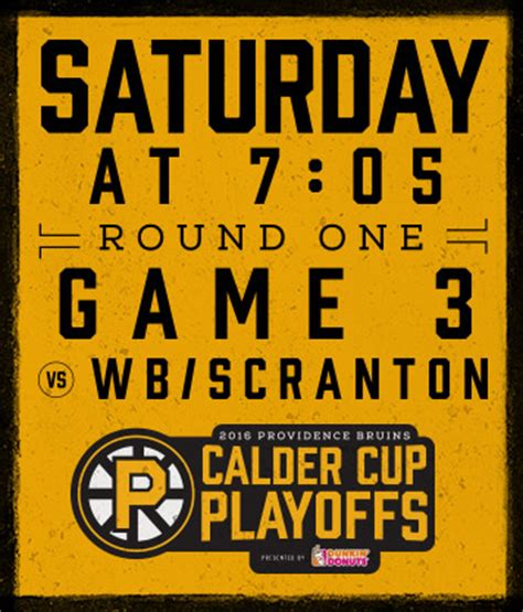 Boston Bruins Giveaways 2016 2017 - 2016 calder cup playoffs rd 1 gm 3 providence vs wb scranton providence bruins