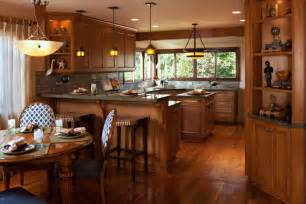 Craftsman Style Home Interiors by Interior Amp Architecture Designs Beautiful Open Kitchen
