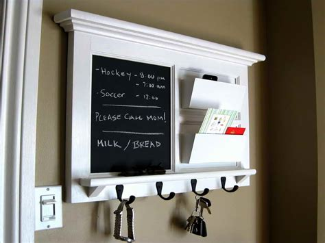 Kitchen Organizer Calendar Wall Mount Mail Organizer And Key Quotes