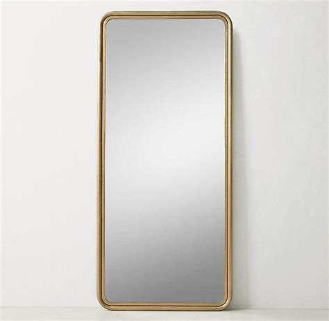 brass bathroom mirrors brass rounded corners inset mirror 17 best images about