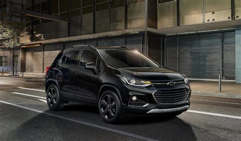 All New Chevrolet Trax 2020 by 2020 Chevrolet Trax Release Date Redesign Price