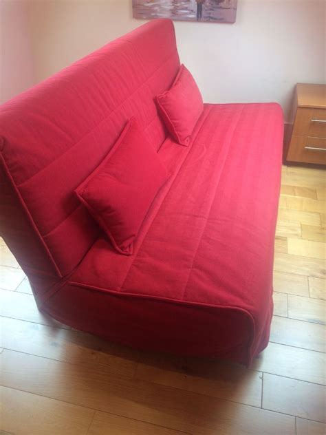 ikea futon cover ikea beddinge lovas 3 seat sofa bed cover in almost