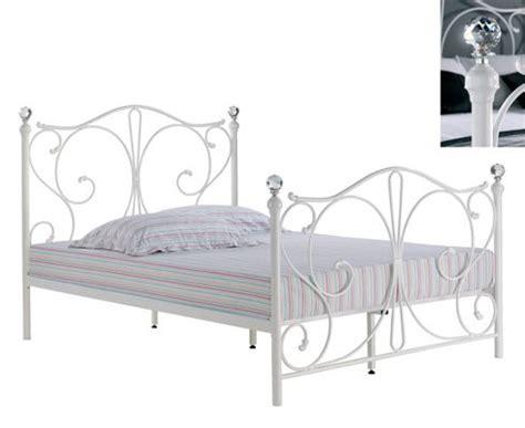 Florence Bed Frame Metal Beds Lpd Florence Metal Bed Frame Click 4 Beds