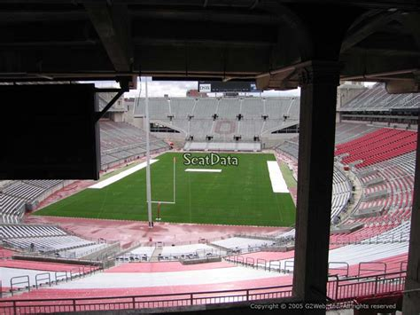 section 4b ohio stadium section 1b rateyourseats com