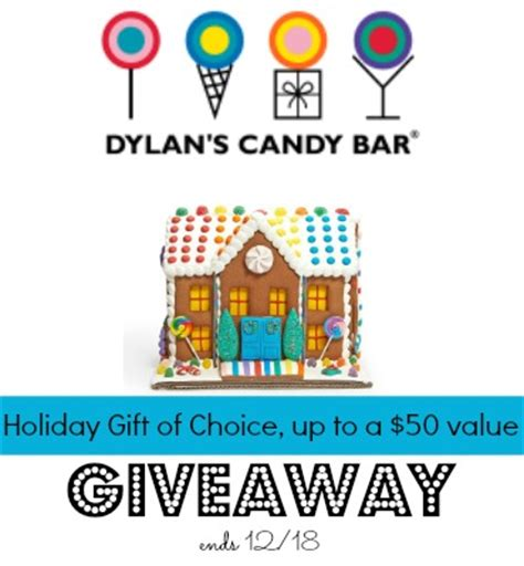 Bar Giveaway Ideas - dylan s candy bar holiday gift ideas