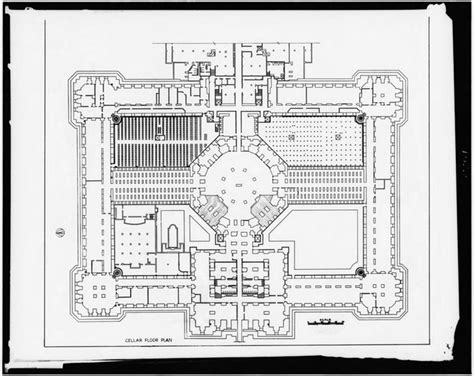 library of congress floor plan 22 best thomas jefferson building images on pinterest