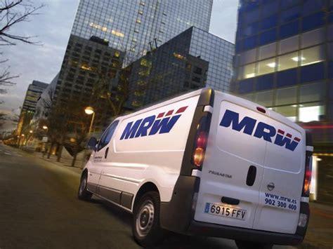 oficinas de mrw en barcelona mrw transporte urgente de paqueteria y log 237 stica avanzada