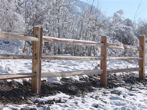 split rail ranch fence fence deck supply