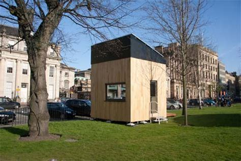 The Cube Project: Tiny Eco Home   Small Houses