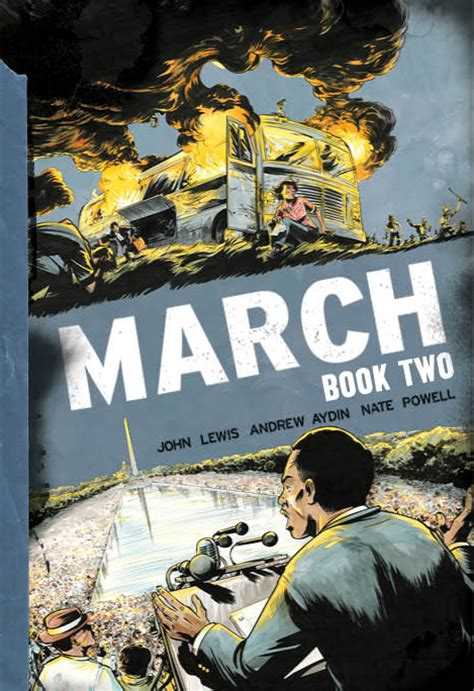 march book two top shelf productions