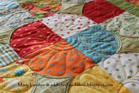 What Is Quilting by Addicted To Fabric 10 Minute Block Quilt