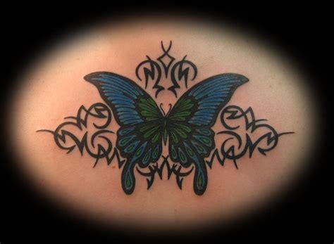 tribal peace tattoos butterfly tribal tattoos