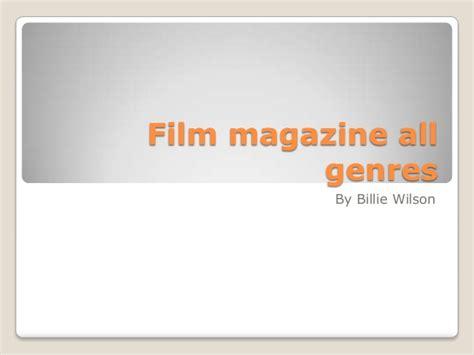 film up load film magazine all genres upload now
