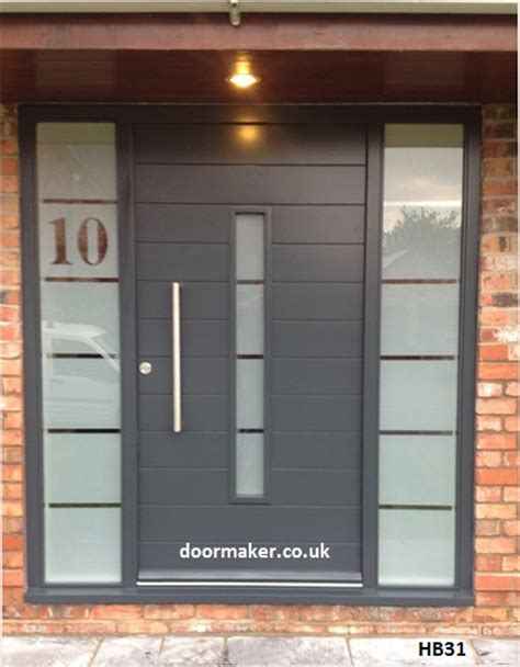 contemporary front door contemporary door hb31 bespoke doors and windows