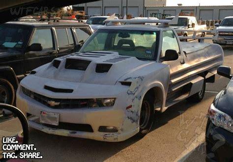 camaro corvette truck is a horrible hack