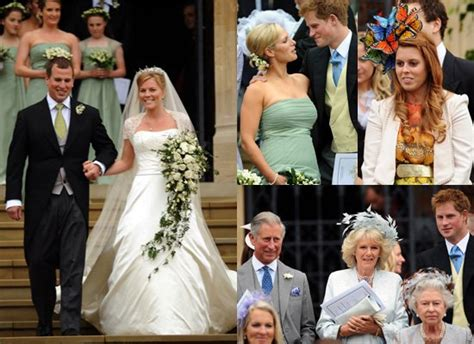 Le Mariage A Wedding After Story Merry Maeta Sari Diskon phillips marries autumn in front of the prince harry and princess beatrice