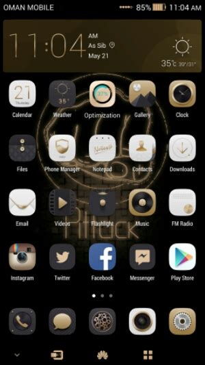 theme gold emui black gold 2 emui theme noob guide to tech