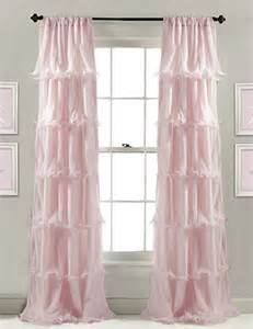 Curtains For A Baby Nursery Pink Curtains And Window Treatment Ideas For A Baby Nursery Room