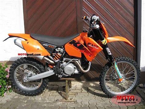 Ktm Exc 450 2005 2005 Ktm 450 Exc Racing Moto Zombdrive