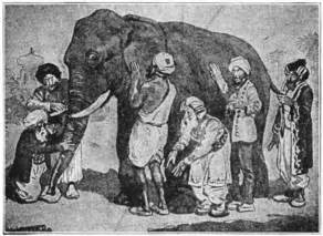 The Six Blind And The Elephant The Elephant And The Six Blind Men What Does Information