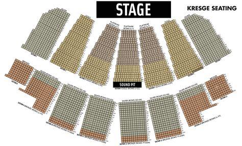 peabody opera house seating chart guacamole fund benefit tickets