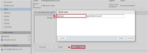 tutorial de zimbra crear alias de correo en zimbra
