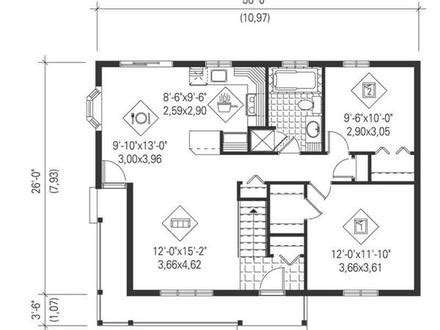 12x24 tiny house plans tiny simple house floor plan tiny house floor plans 12x24