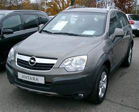 Vauxhall Antara Wiki Opel Antara Vikipedi