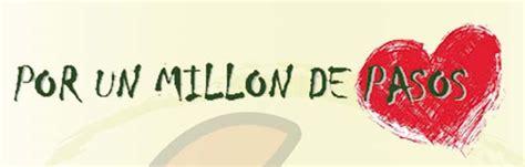 un milln de gotas 8423349411 feafes andaluc 237 a y en primera persona se adhieren al proyecto por un mill 243 n de pasos