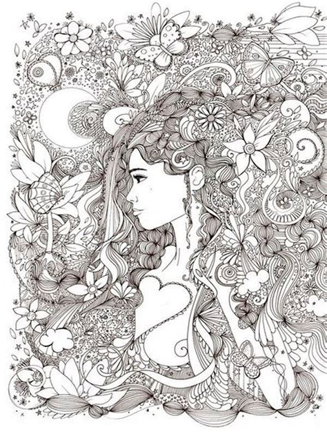 anti stress coloring book doodle and color your stress away free drawing classes for adults a bike
