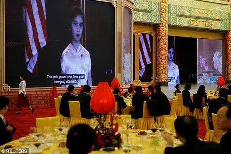 donald trump granddaughter chinese trump shows off mandarin speaking granddaughter in china