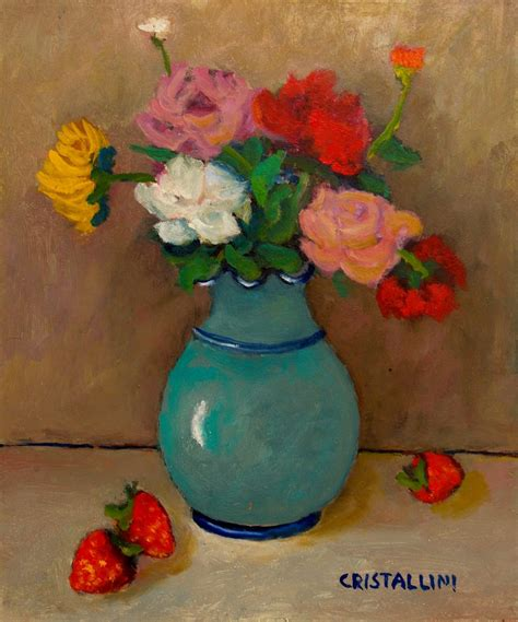 vaso per fiori vaso con fiori quadreria blarasin