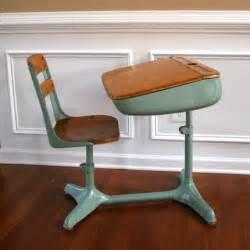 sas sabs vintage school desks