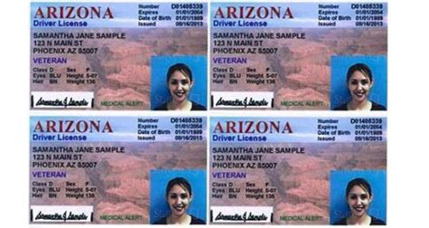 nevada id card template arizona dmv id card pictures to pin on pinsdaddy