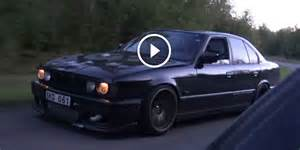 Bmw Bugatti Is This Possible 900 Hp Bmw M5 E34 Able To Humiliate A