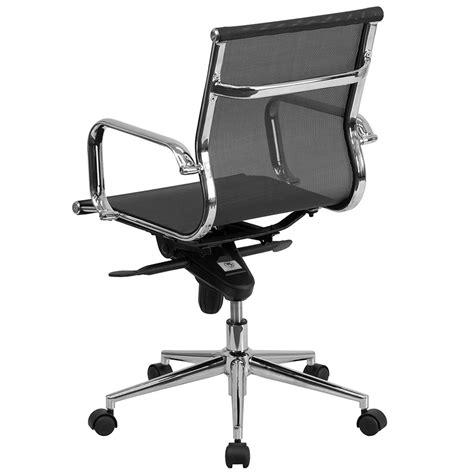 black mesh executive swivel chair office designs ergonomic home mid back black mesh executive swivel office