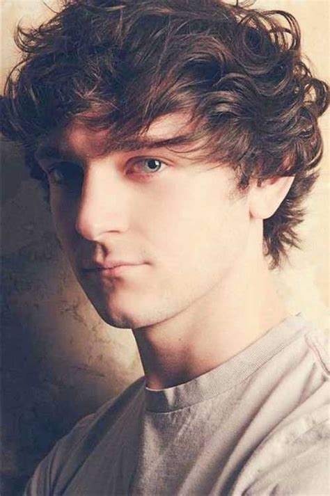 boy hair styles with wavy hair 20 curly hairstyles for boys mens hairstyles 2017