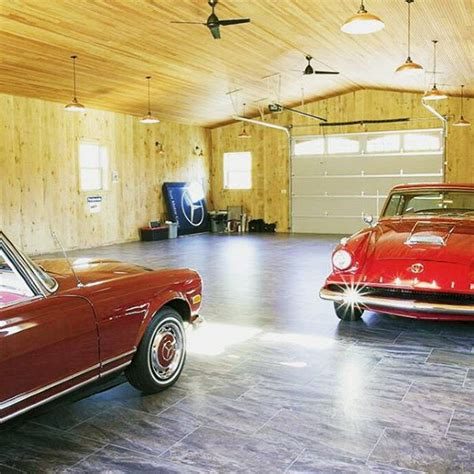 cool garage floors 90 garage flooring ideas for men paint tiles and epoxy